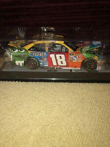 Kyle Busch 2011 M&M's Bristol  Raced Version Win 1:24