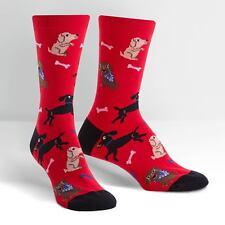 Sock It To Me Women's Crew Socks - No Bones About It