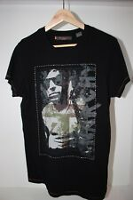 Ben Sherman Collectors Embroidered Print T Shirt Size Small