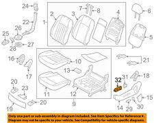 HYUNDAI OEM 11-14 Genesis Driver Seat-Seat Switch 886213M500