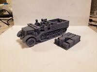 1/72 1:100 1:200 1/87 1/144 1/48 Famo 9/1 open supply  x2 Scale WWII Model Tank