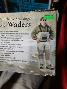 CADDIS Waterproof Overall Chest Waders Fishing Hunting With Wading Boots XLL