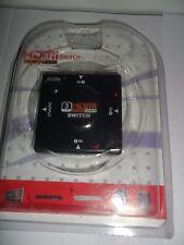 SWITCH HDMI 1080p 3 PORTE FULL HD TV ADATTATORE SDOPPIATORE PRESA MULTI