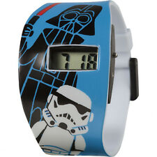 Star Wars Digital LCD Reloj Regalo Niño Chico. Sci Fi Película presentes