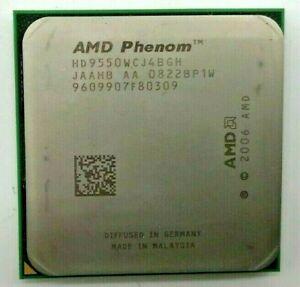 AMD Phenom  X4 9550 HD9550WCJ4BGH - Quad Core - 2,20 GHz - Sockel AM2/AM2+ #629