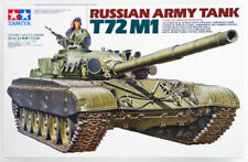 Tamiya 1/35 scale Russian Army Tank T72M1