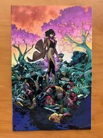 POWERS OF X 6  1:100 R B Silva Virgin Variant Marvel 2019 NM