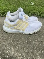 Adidas Energy Cloud WTC Men's Shoes Size 8.5 White Running Athletic BY2207
