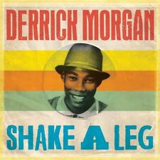 Derrick Morgan(CD Album)Shake A Leg-Sunrise-SUNRCD015-UK-2014-New