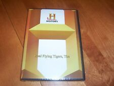 REAL FLYING TIGERS WW2 China Fighter Squadron Burma HISTORY CHANNEL Rare DVD NEW