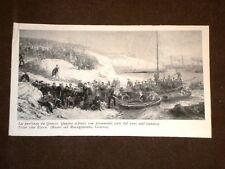 Garibaldi ed I Mille Partenza da Quarto Dipinto di Tetar van Elven