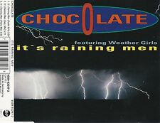 CD-Chocolate-It 's raining Men (feat. weather Girls/#348
