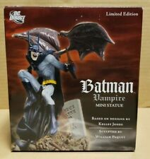 DC COMICS  BATMAN: VAMPIRE MINI STATUE BY KELLEY JONES