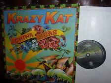 Krazy Kat China Seas Vertigo  Progressive Holland 1977