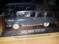 Gaz M-22 Volga Nera - Scala 1:43 - DeAgostini - Nuova
