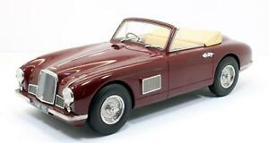 BEST OF SHOW 1:18 SCALE BOS248 ASTON MARTIN DB2 DHC DARK RED
