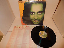ALICE COOPER GOES TO HELL 1976 BS 2896 palm tree label & sleeve all original LP