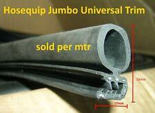 Ajuste del borde de goma de coche Universal Jumbo sello/Camioneta Bote Camión/puerta Bonnet Boot #11