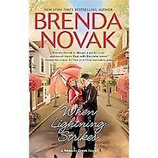 Whiskey Creek: When Lightning Strikes by Brenda Novak (2012, Paperback)