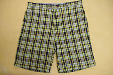 "NEW NWT TOMMY HILFIGER MENS CASUAL SHORTS SIZE 36W x 11IN 36"" WAIST DARK BLUE"