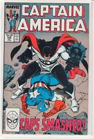 Captain America #348 9.4