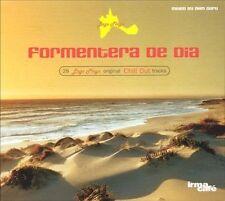 V.A.-Formentera De Dia vol.1-CLUB IRMA CAFE-NEW 2CD