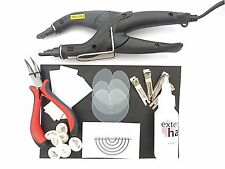 FUSION HEAT CONNECTOR IRON KIT FOR APP+ REMOVAL  PRE-BONDED HAIR EXTENSIONS