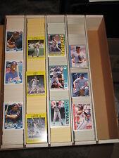 1992 Fleer Baseball Base & Inserts Large Lot Approximately  811  Cards
