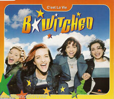 B*WITCHED - C'Est La Vie (UK 3 Track CD Single Part 1)