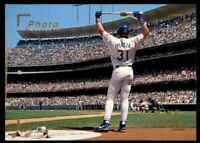 1997 Topps Gallery Photo Gallery Mike Piazza Dodgers #PG11