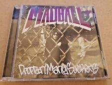 CD - Madball - Droppin' Many Suckers - Wreck-Age WAR010-2 (1992) - GREAT SHAPE!