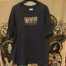 HANES PJ Harvey Rid of Me Official Tour T-shirt Navy Blue from Japan