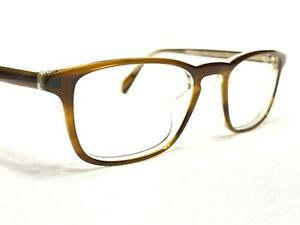 Oliver Peoples Larrabee OV5005 1539 Men's Brown Eyeglasses Frames 48/19~145
