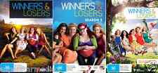 Winners And Losers Season 1, 2 & 3 : NEW DVD