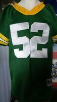 Women's Green Bay Packers Bejeweled Jersey NFL