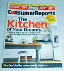 Consumer Reports July 2013 Magazine Kitchen Dreams Appliance Floor Credit Scores photo