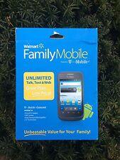 T-Mobile Concord ZTE V768 - Blue (T-Mobile) Smartphone