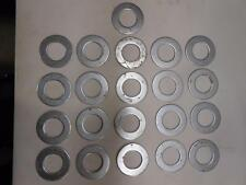 (Lot of 21) BWP Brake & Wheel Parts M-2641 Camshaft Washers, NOS NEW in Box!