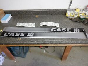 CASE INTERNATIONAL 4230 TRACTOR DECALS. HOOD AND NUMBERS, SEE DETAILS & PICTURES