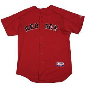 Boston Red Sox Alternate Colored Baseball Jersey MLB Stitched Majestic Sz XL