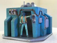 "Custom Sci Fi Urban Building Playset Diorama Star Wars for 6"" 1:12 OR 3.75"" 1:18"