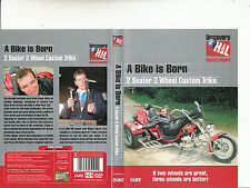 A Bike Is Born-2 Seater 3 Wheel Custom Trike-2004-Discovery Home And Leisure-DVD