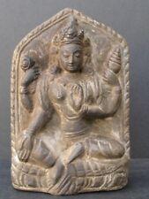 Sculpture en Pierre, Lakshmi du Népal