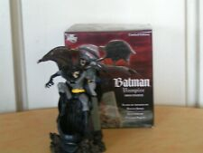 "DC Direct Collectibles BATMAN VAMPIRE Statue Figurine  8"" inch no neca"
