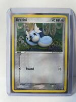 Dratini 52/109 *PACK FRESH MINT Rev Holo EX Team Rocket Returns PSA Pokemon Card
