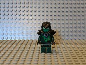 Evil Green Ninja Lloyd Possessed 70736 70732 Ninjago Lego Minifigure Mini Figure