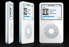 256GB SSD Flashpod Apple iPod Video 5th Gen Classic Flash Memory (White)
