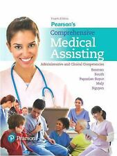 Pearson's Comprehensive Medical Assisting by Lorraine M. Papazian-Boyce,...