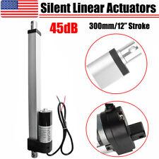 Heavy Duty Linear Actuator Snow Blower 12 Stroke 264pound Max Lift 12v Motor Do