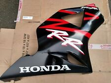 Honda CBR954RR CBR 954 RR Fireblade OEM RHS Right Fairing Panel Fairing Red 02-3